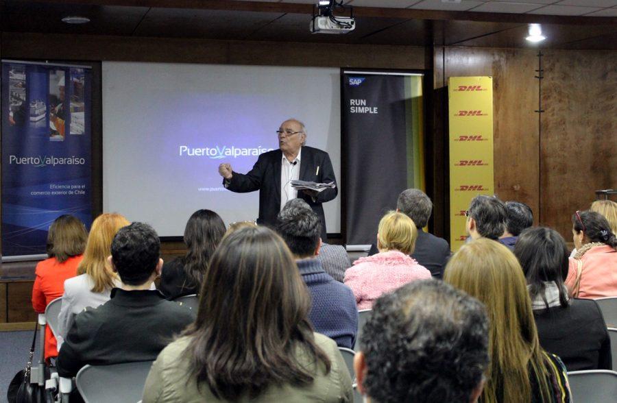 Empresa Portuaria Valparaíso y Asexma invitaron a incorporarse a la era de la transformación digital